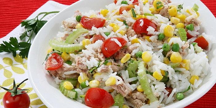 Posne salate sa tunjevinom