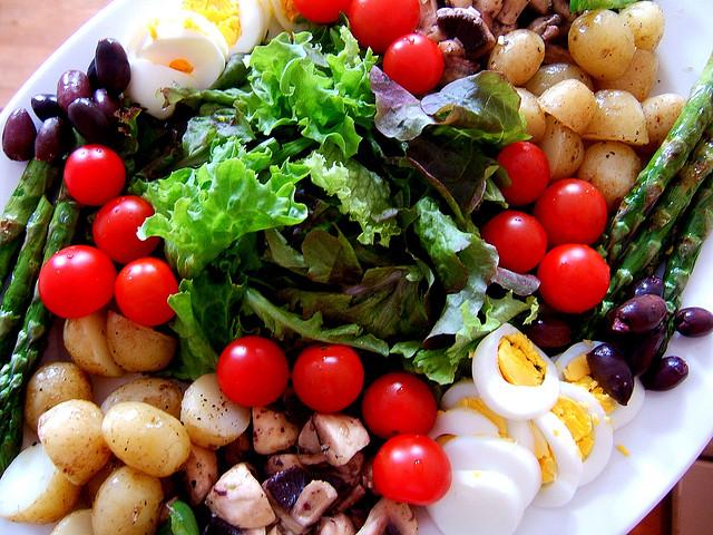 Začinite salatu na pravi način