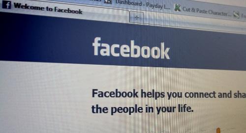 unhappy about Facebook
