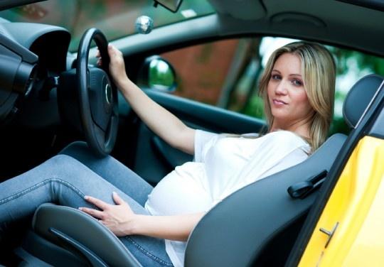 trudnica auto