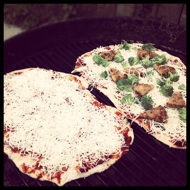 pizza sa roštilja