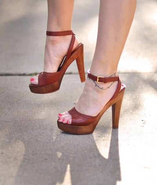 stopala za leto
