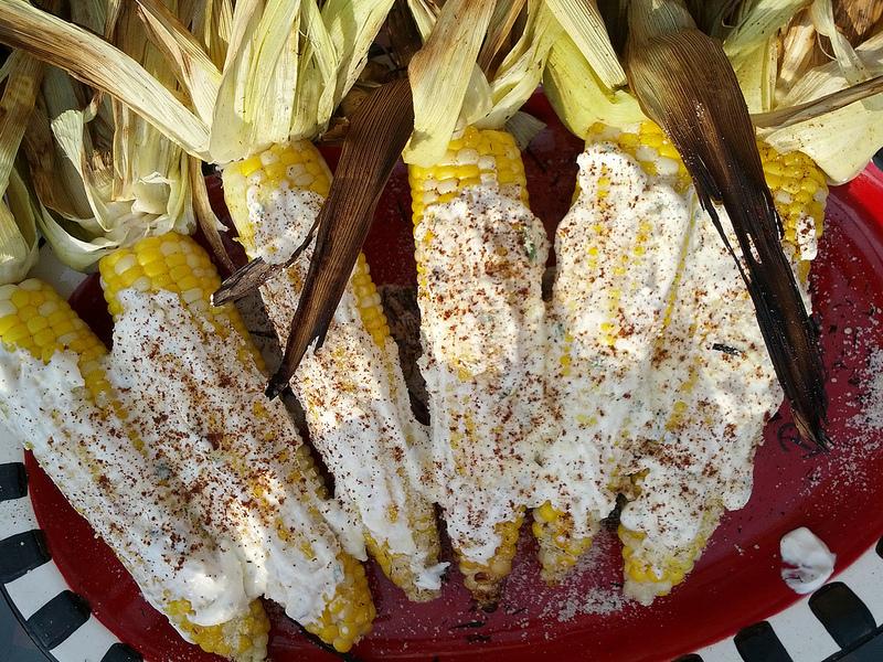 pečeni kukuruz
