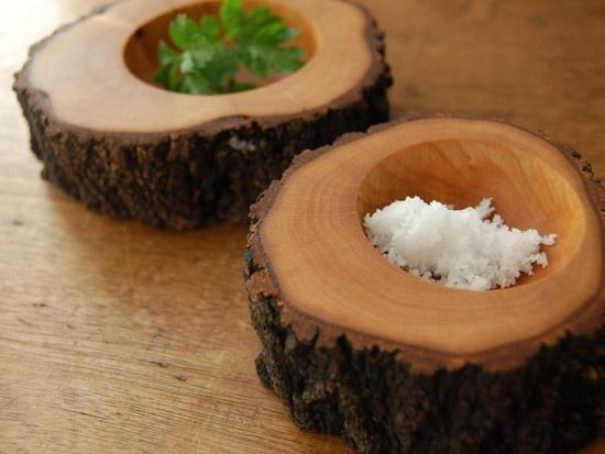 činije od drveta