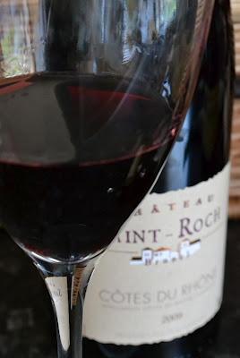 divljač i vino