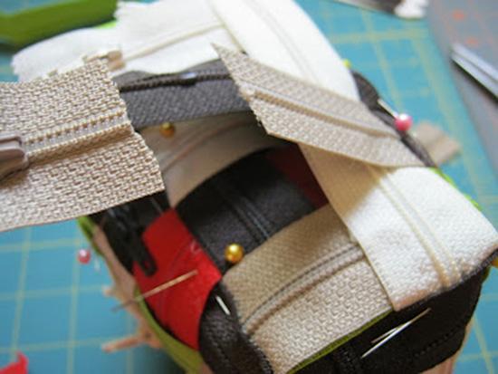 kako napraviti torbu