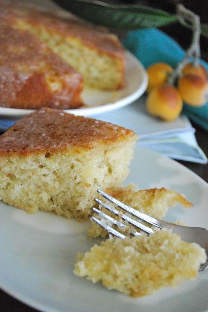 torta od kajsija i badema