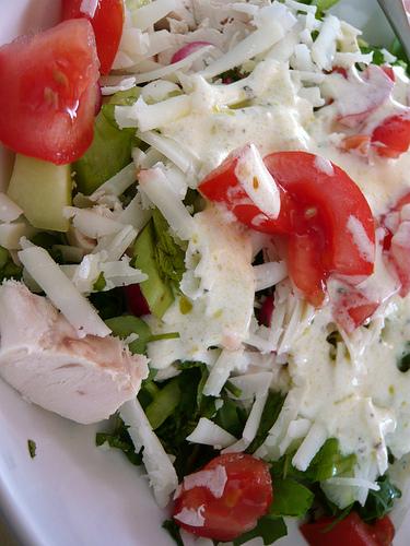 prelive za salate