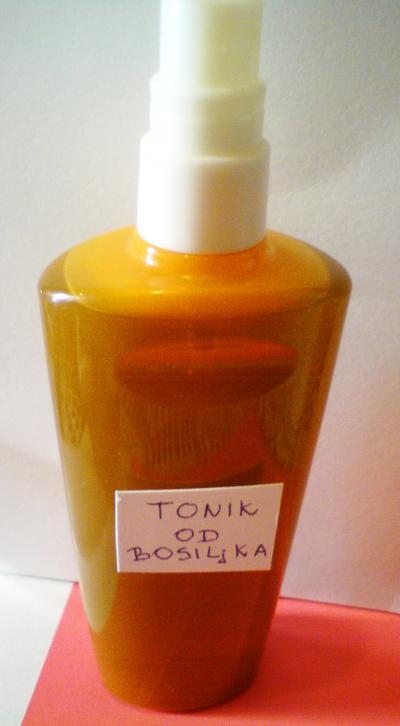 tonik od bosiljka