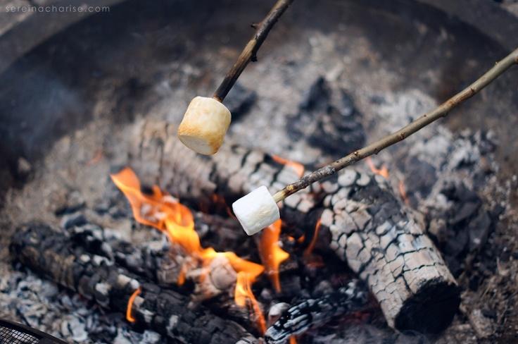 uz kampersku vatru
