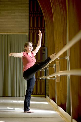 joga balet