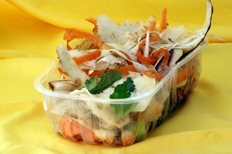 ostaci povrća