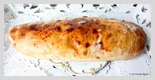 hleb punjen spanaćem