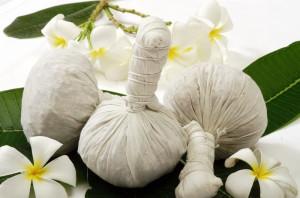 masaža biljkama