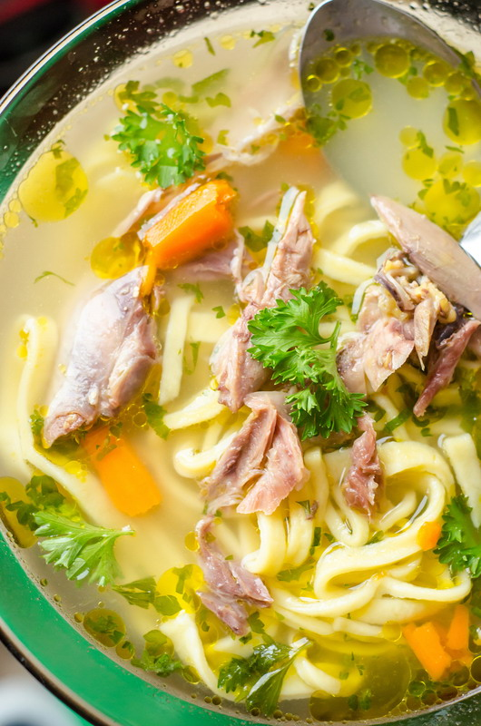 supa za 40 osoba