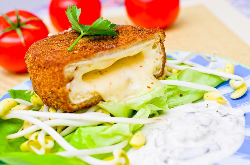 pohovani sir