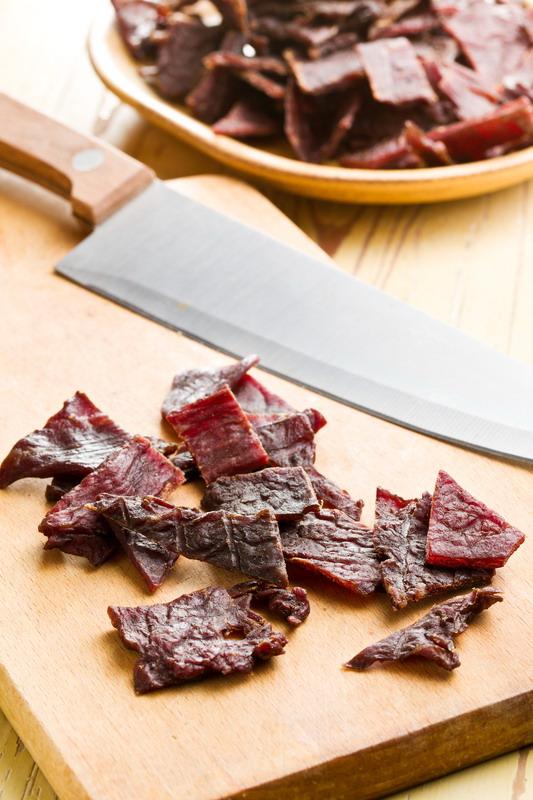 sušenje mesa