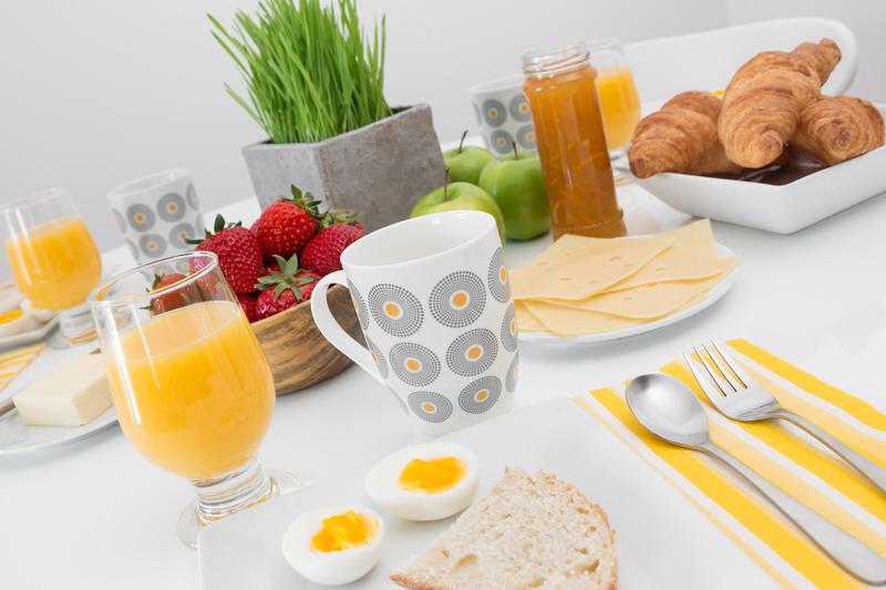 zdravi dorucak jaja