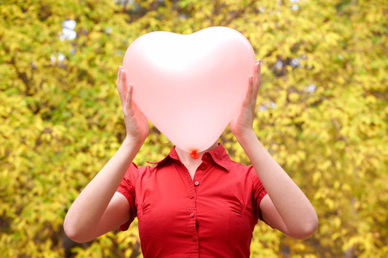 balon srce