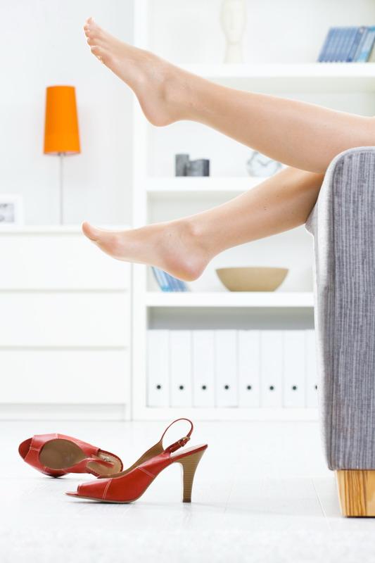 cipele i stopala