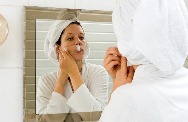 depilacija lica