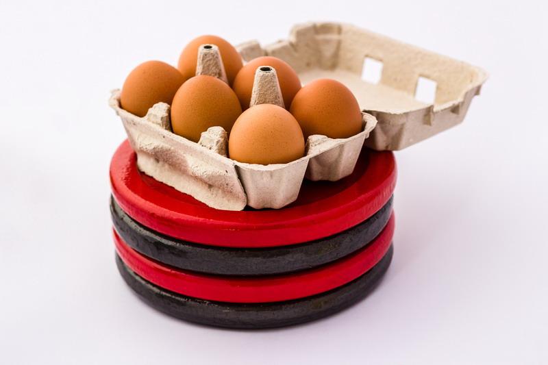 jaja i tegovi