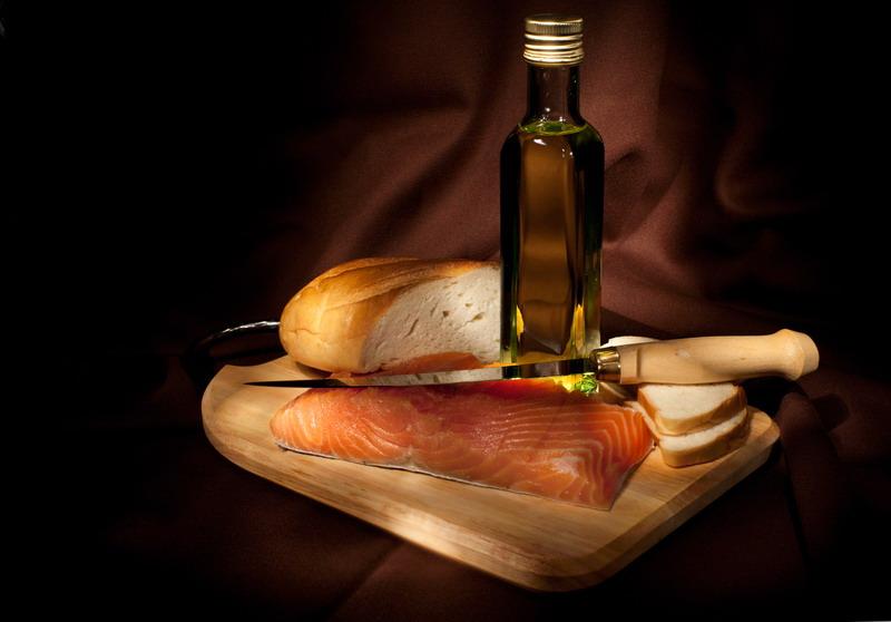 maslinovo ulje i riba