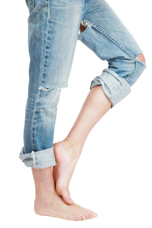 noge poderane traperice