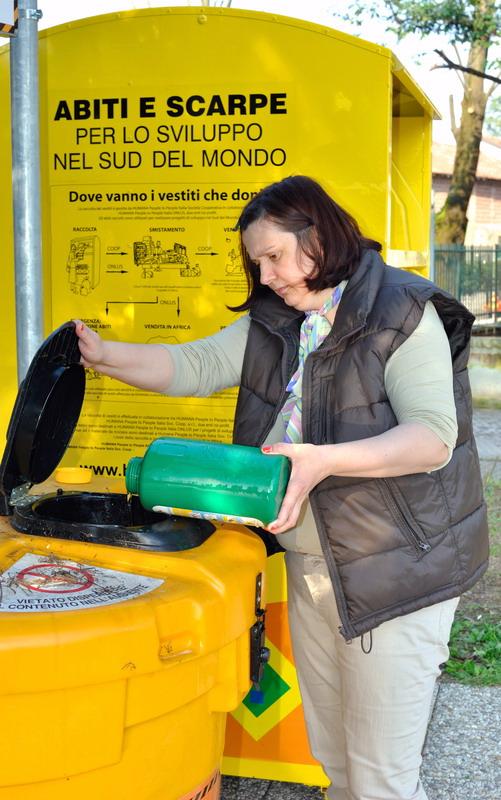 prikupljanje iskoriscenog ulja u Italiji