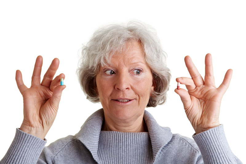starija zena pilule