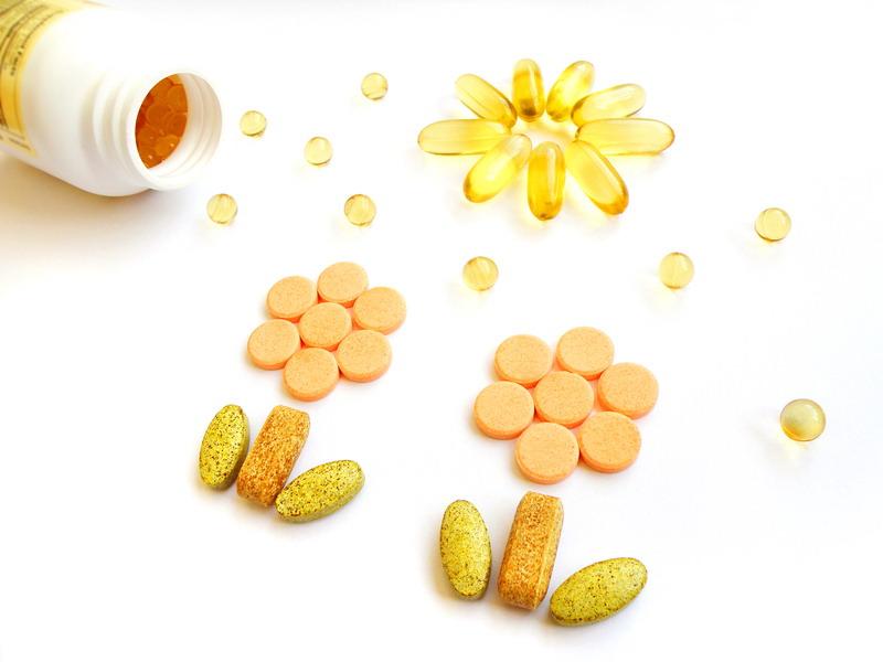 vitamini tablete