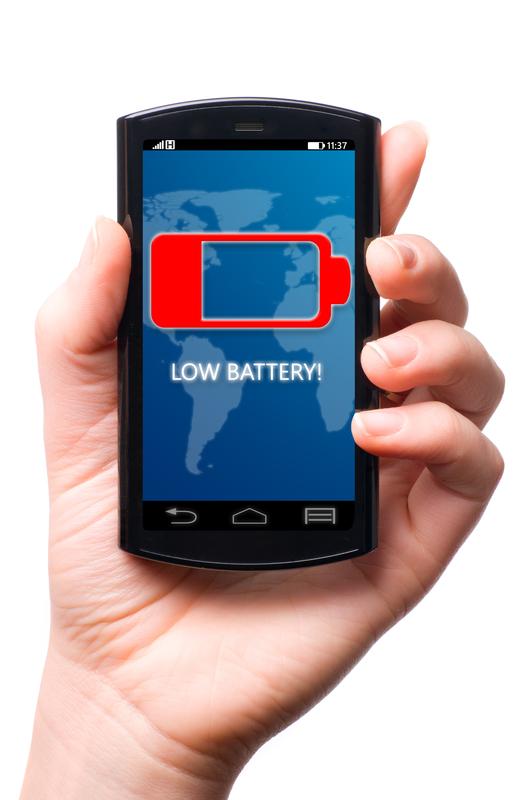 baterija od telefona