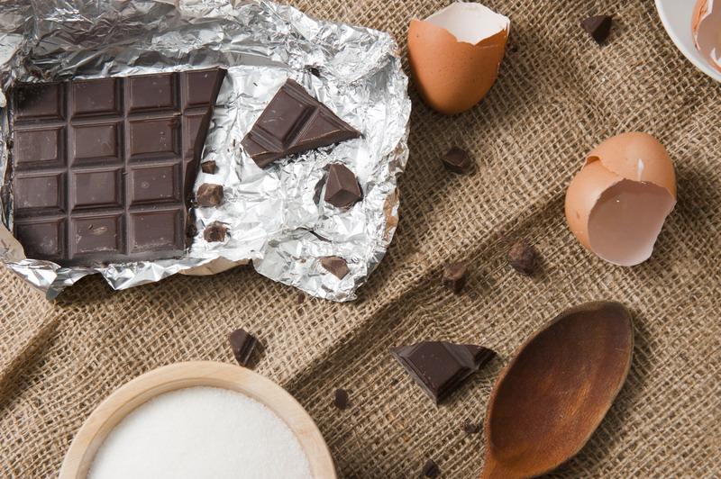 cokolada jaja i secer