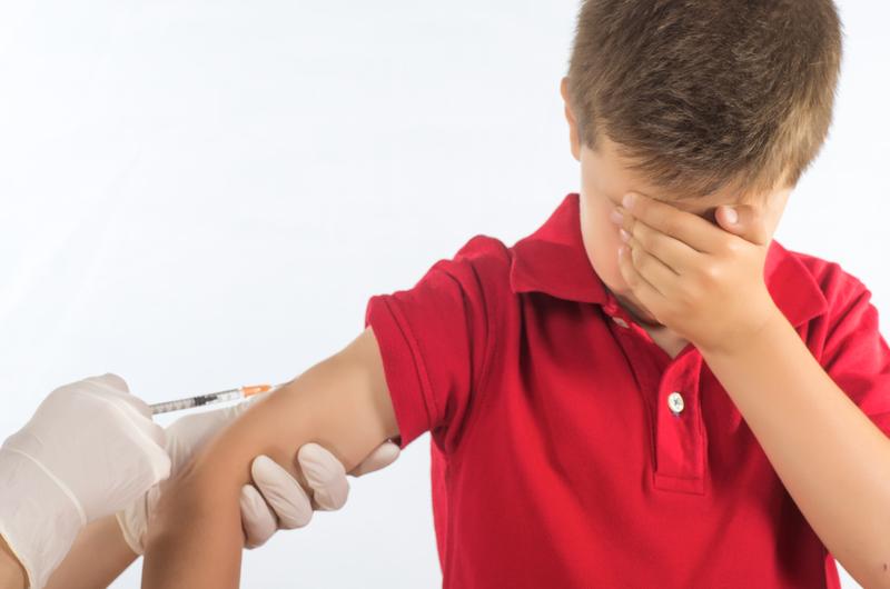 decak se vakcinise