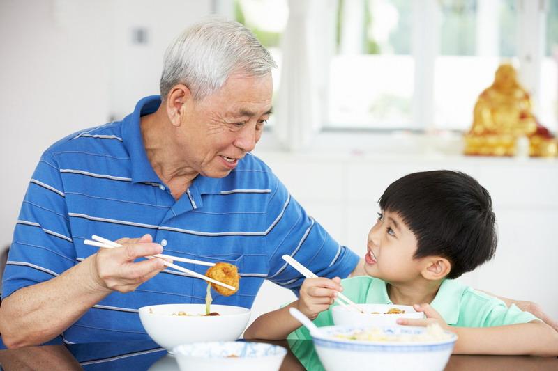 deda i unuk jedu