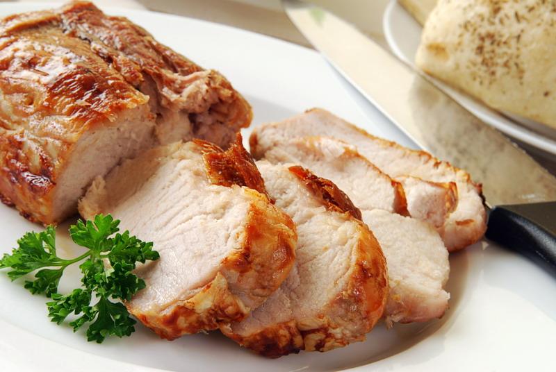 pecena svinjatina 1