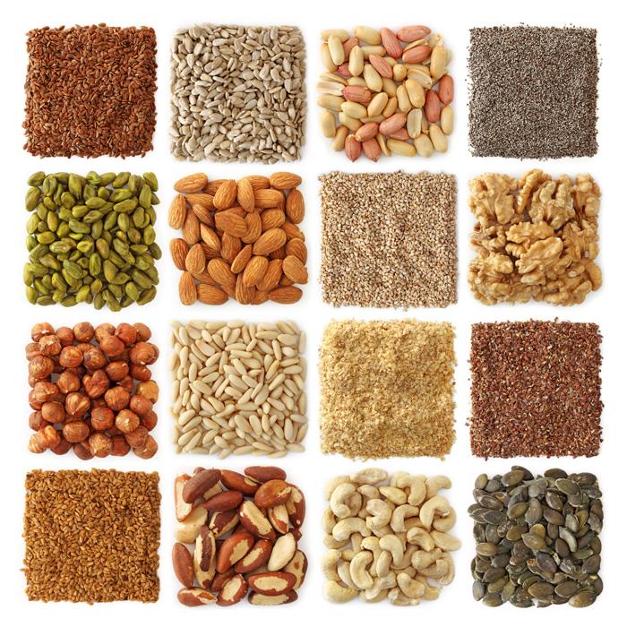 semenke i orasasti plodovi