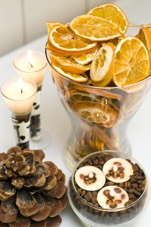 svece i kafa i voce