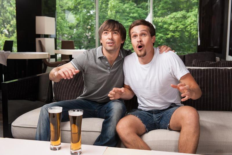 utakmica i pivo