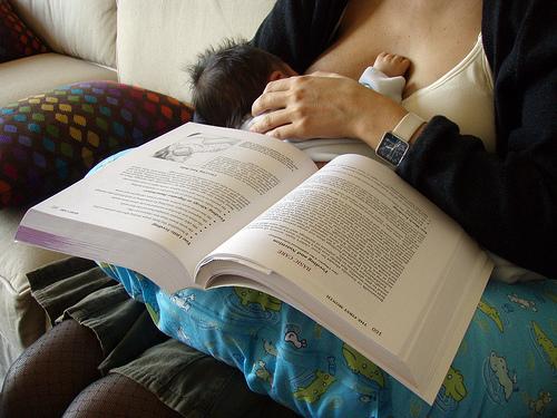 dojenje knjiga