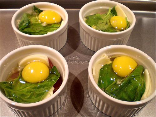 jaja za rernu