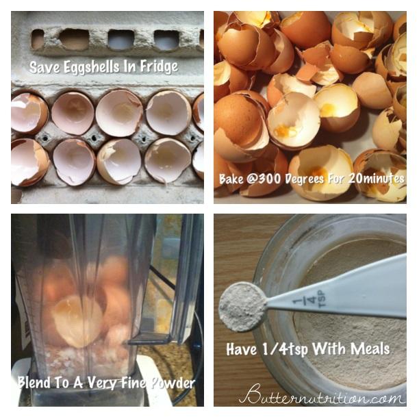 kalcijum suplement ljuske jaja