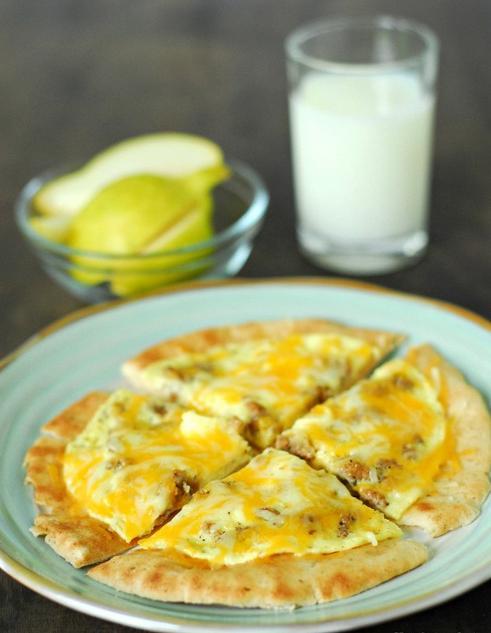 lepinja omlet 3