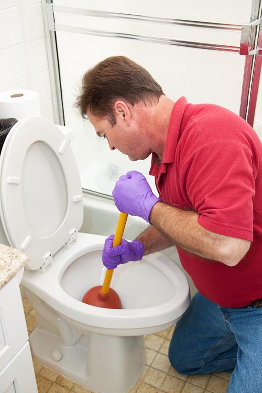 otcepljavanje WC solje
