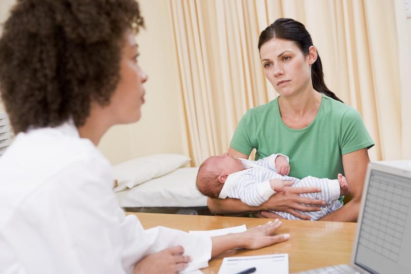 prvi pregled bebe