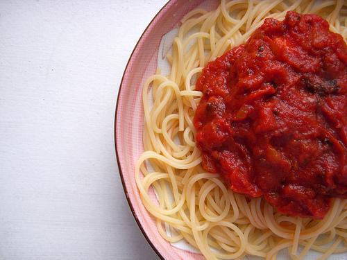 spageti i sos