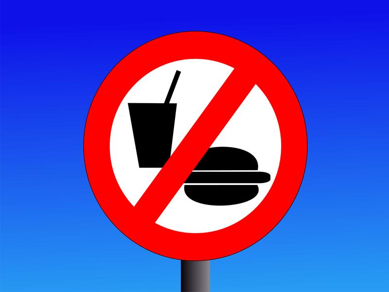 zabranjeno jesti
