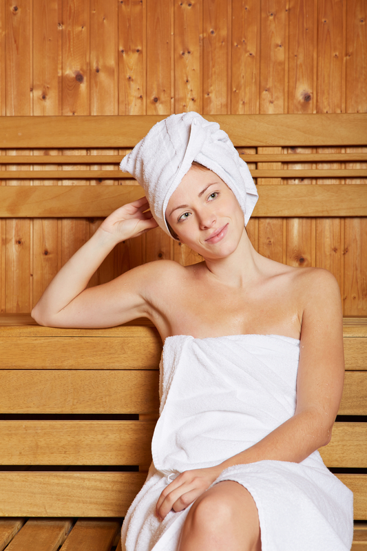 http://www.dreamstime.com/royalty-free-stock-image-relaxed-woman-sauna-image27865416