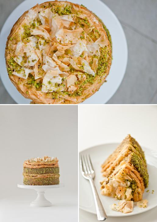 baklava torta 1