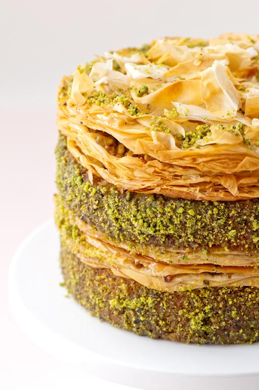 baklava torta 2